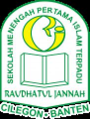Logo SMP Islam Terpadu Raudhatul Jannah Cilegon